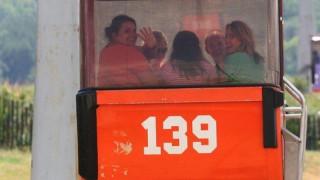 Блокирани туристи в кабинките на Симеоновския лифт на Витоша