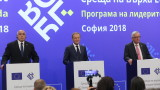 Няма план Б за Западните Балкани, отсякоха Туск, Юнкер и Борисов