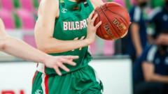 Баскетболистките ни загубиха и последната си среща от квалификациите за ЕвроБаскет 2021