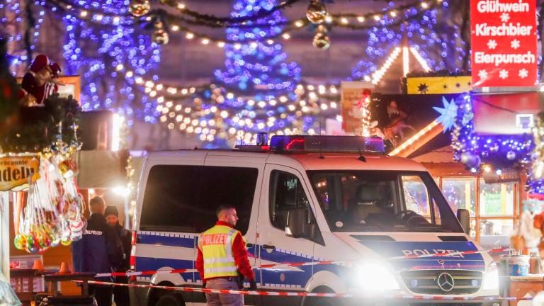 Германската полиция провери подозрителни колети в страната във връзка с