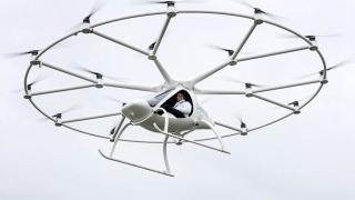 Германски стартъп за летящи коли избира Сингапур за тестове
