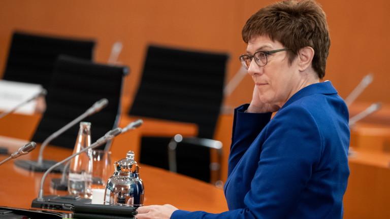 Берлин: Европа да не разчита на САЩ за отбраната си и при Джо Байдън