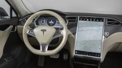 Вижте новата луксозна Tesla Model S 75D на Electro Mobility Expo 2018