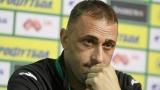 Ивайло Петев следи ситуацията около треньорския пост в ЦСКА