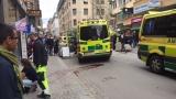 Петима ранени при стрелба в Малмьо