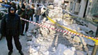 """""""Гражданска защита"""" отговорна за срутването във Варна"""
