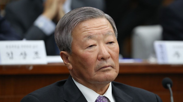 Президентът на LG Group Ку Бон-му е починал в Сеул