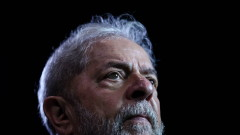 Лула да Силва напуска изборите за президент