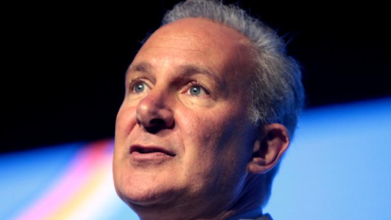 Питър Шиф: Мерките на Фед срещу коронавируса ще доведат до стагфлация