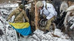 Предлагат примирие в Донбас