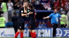 Хърватия е едва втората страна, стигнала до обрат след получен гол в полуфинал на Мондиал