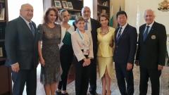 Красен Кралев: Държавата ще помогне за разширяване на базата на националния отбор по художествена гимнастика