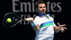 Стан Вавринка е аут от Australian Open