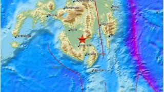 Силно земетресение разтърси Филипините