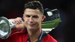Роналдо се изфука с всичките си постижения през изминалия сезон
