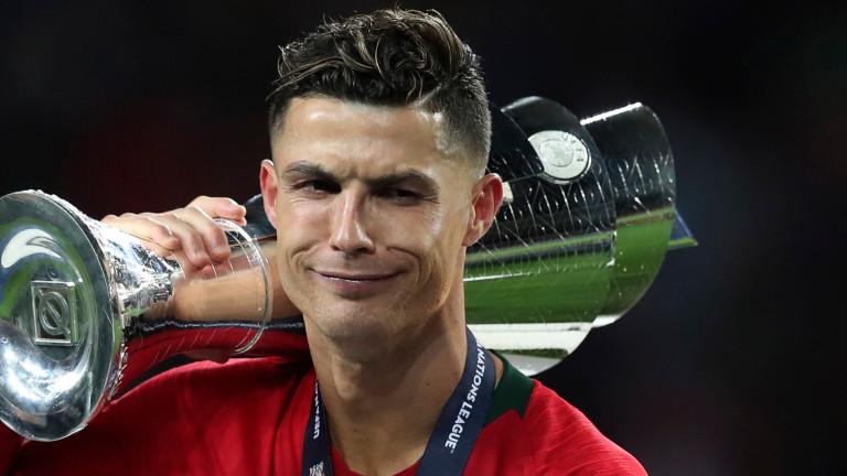 Кристиано Роналдо постави пореден рекорд в богатата си професионална кариера.