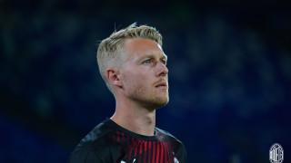 Защитник на Милан се контузи