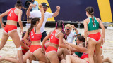 Европейското първенство по плажен хандбал във Варна започна с победа за България
