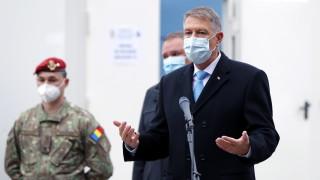Румъния призова за НАТО и ЕС в региона и Черно море