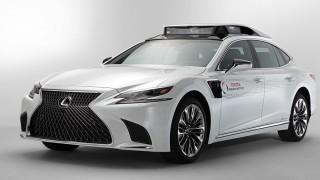 Lexus показа нов безпилотен автомобил (ВИДЕО)