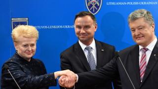 Дуда очаква засилване на военното присъствие на САЩ в Полша