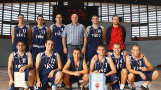 Баскетболният отбор на УНСС влиза в историята