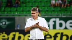 Пауло Аутуори: Няма база на сравнение между мачовете в Първа лига и Европа