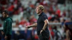 Роналд Куман: Не знам кое би се приело като успех в Шампионска лига