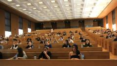 41 университета у нас ще приемат студенти с оценките от матурите