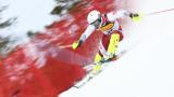Алберт Попов завърши под №4 във втория гигантски слалом в Банско