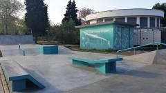 Поморие се сдоби със скейт парк