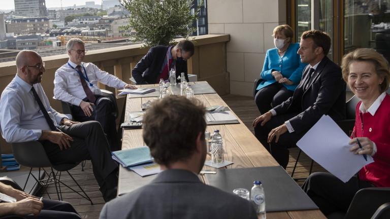 Безрезултатен и вторият ден от срещата в Брюксел за възстановяване от пандемията