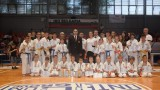Медали за бургаските каратеки от шампионата по киокушин карате за деца във Варна