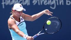 Ашли Барти е на 1/2-финал в Ухан и запази лидерството си в ранглистата на WTA