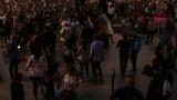 Протестиращи блокираха Първо районно