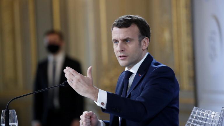 Франция ще засили действията за подпомагане