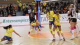 Волейболистките на Марица с пета чиста победа за 44 минути