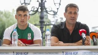 Милко Казанов очаква медали от Световното по кану-каяк в Пловдив
