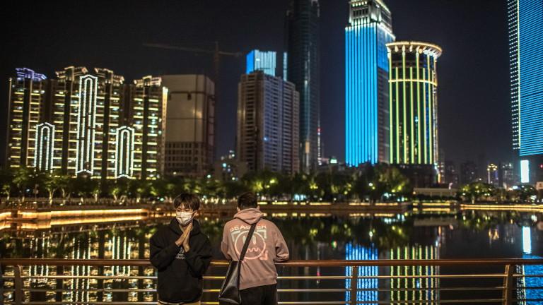 Китай тества всички 11 милиона жители на Ухан