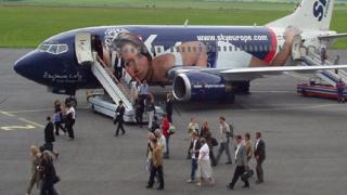 Евтини авиокомпании идват у нас след януари 2007 г.