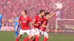 Двама контузени в ЦСКА след голямото дерби