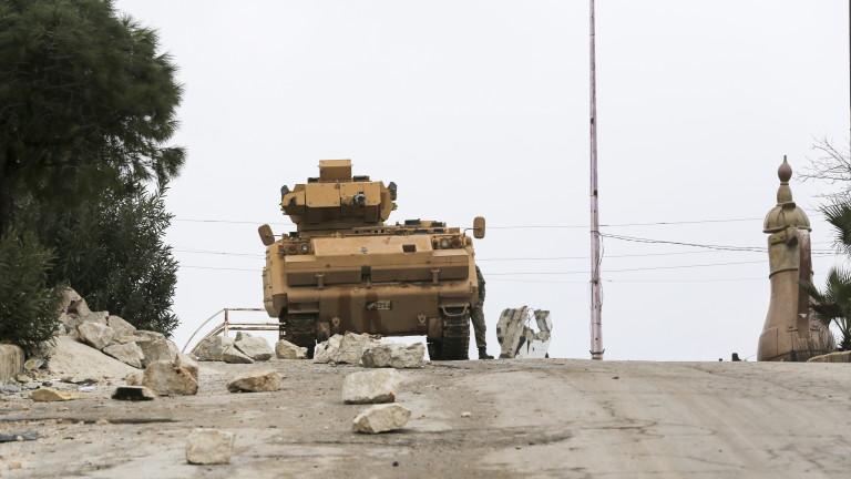 Турция мъсти с авиация за смъртта на 22-ма войници в