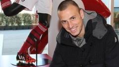 Лука Антонели се подмазва на новия треньор