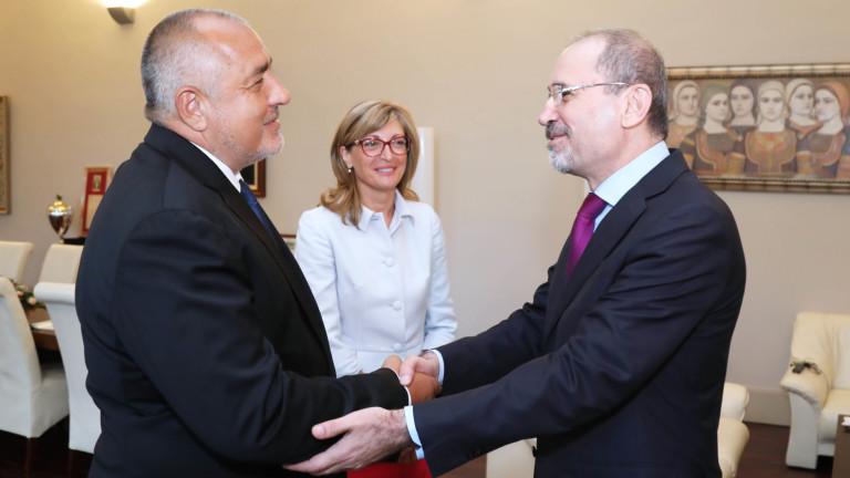 Бойко Борисов проведе среща с министъра на външните работи на