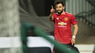 Юнайтед позлатява Бруно Фернандеш