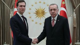 Ердоган прие Джаред Къшнър в Анкара