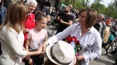 Изкуственият интелект е напът да замести ръчния труд, каза Нинова по повод 1 май