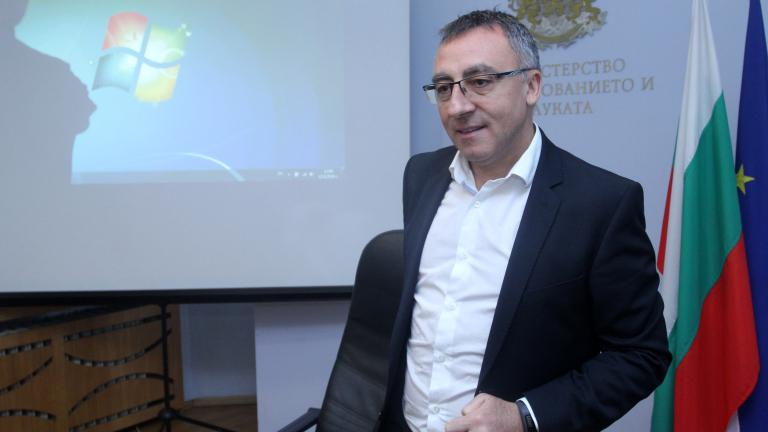 Бившият зам.-министър Диян Стаматов става общински съветник