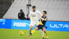 Още един важен успех увеличи шампионските мечти на Марсилия