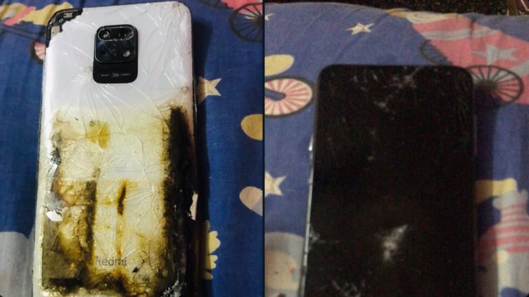 Проблемът на Xiаomi с подпалващите се телефони